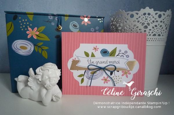 Carte Anniversaire vivace -3