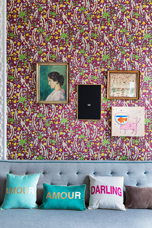 Colorful home in Sweden photos by Lisbet Spörndly (5)