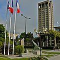 L'Hôtel de Ville du Havre.