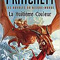 Les annales du disque-monde tome 1 – la huitième couleur – terry pratchett