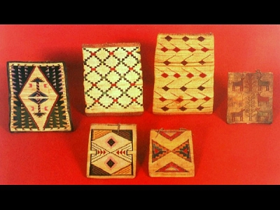 10 art traditionnel Nez Perce