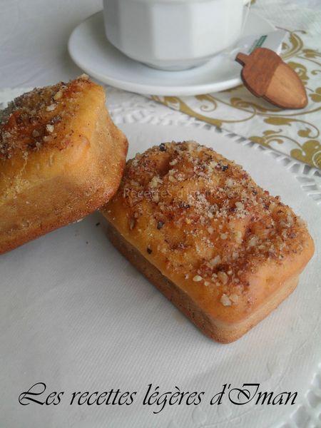 Cake au caramel, noisettes & erable 1