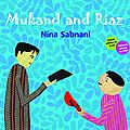 Mukand & Riaz cover