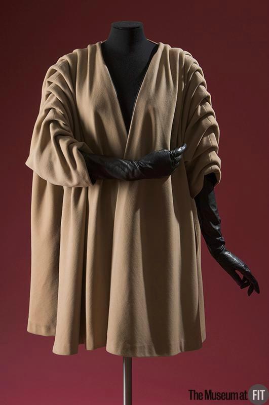 Cristobal Balenciaga, Coat, Fall 1950