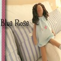 Dolly Blue Rose
