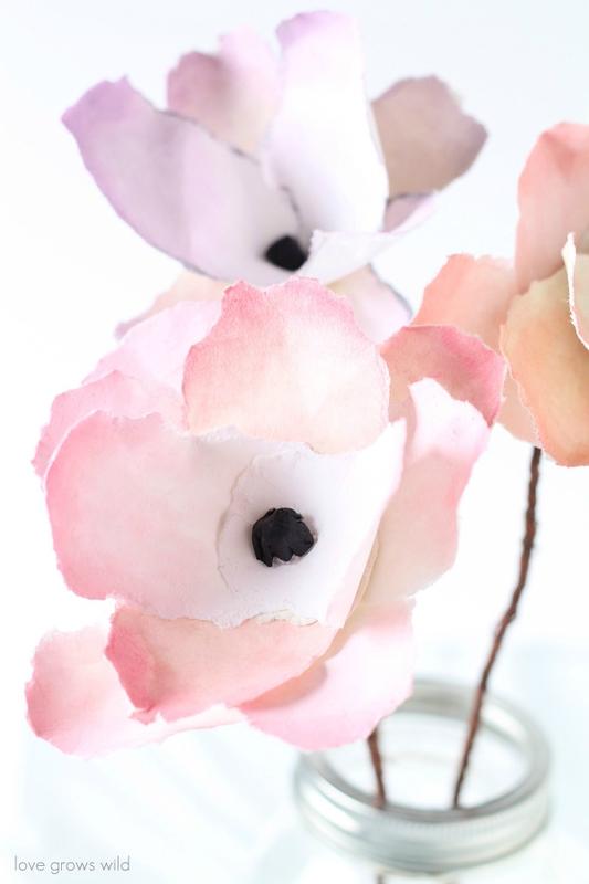 diy bouuqet de fleur