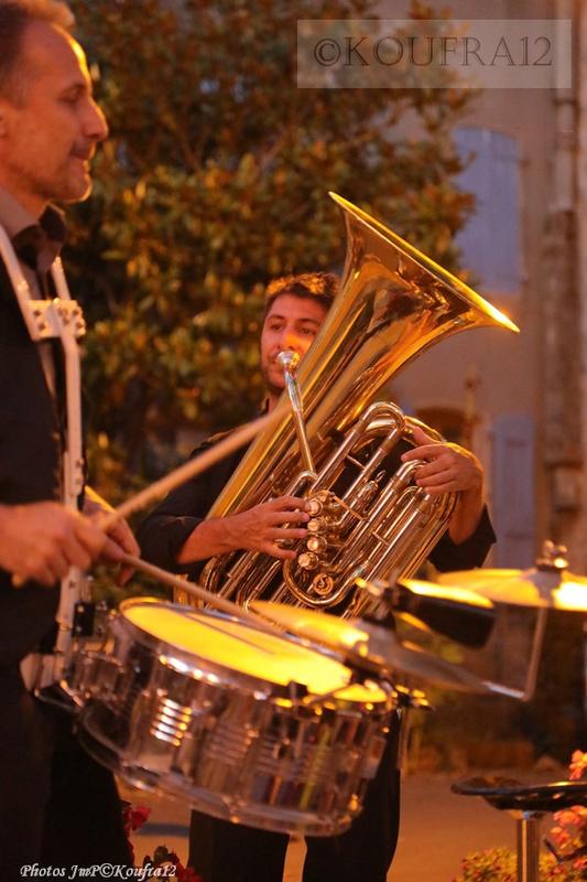 Photos JMP©Koufra 12 - Le Caylar - Festival - Concert - La Fanfart du Comptoir- 25072019 - 0045
