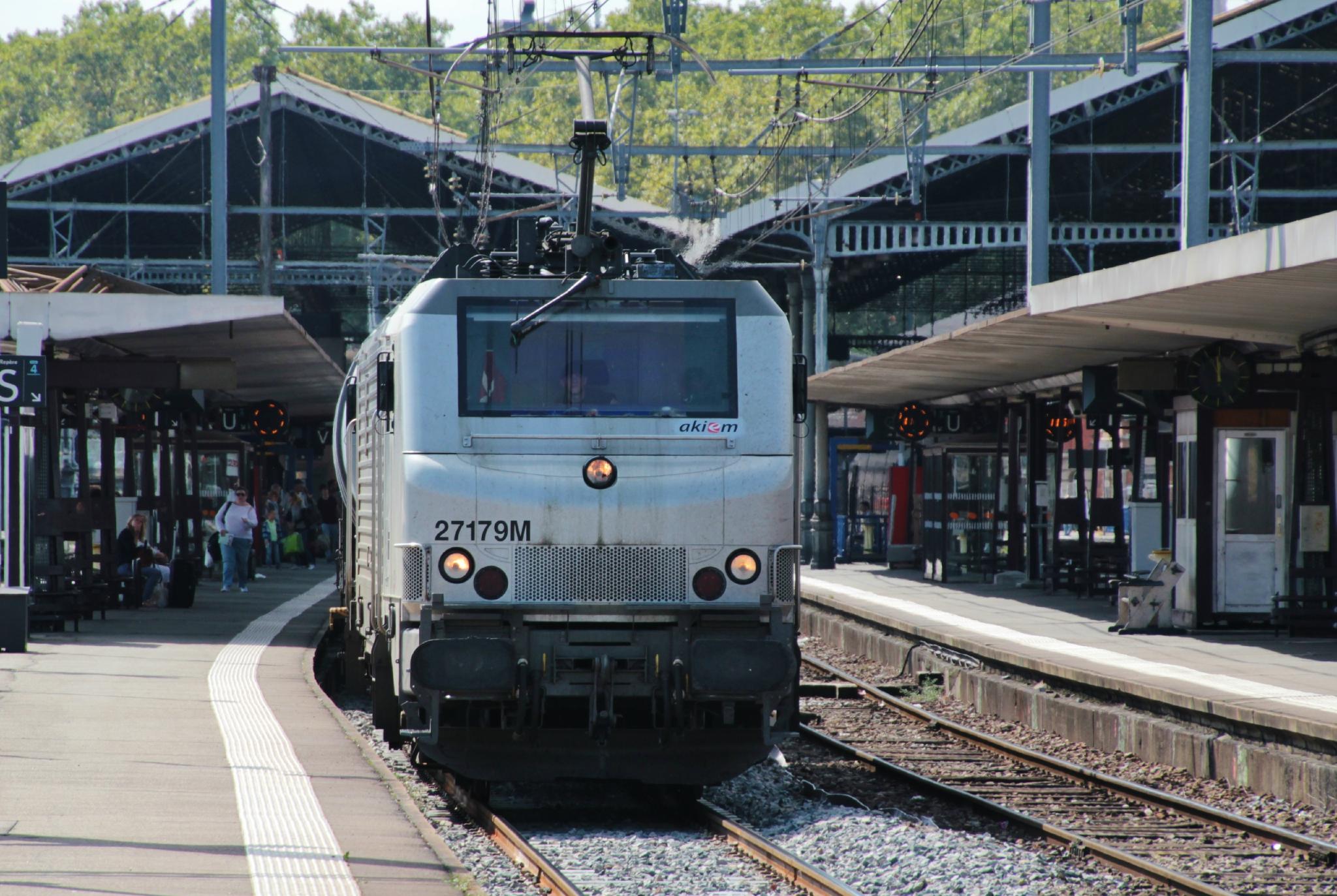 BB 27179 Akiem, Toulouse
