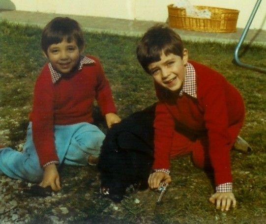 Marc et François 1971