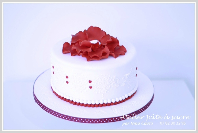 formation wedding cake bordeaux formation d 233 couverte du cake design atelier des gourmandises 14414