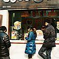 Que mange t-on à shanghai ? / le sucré