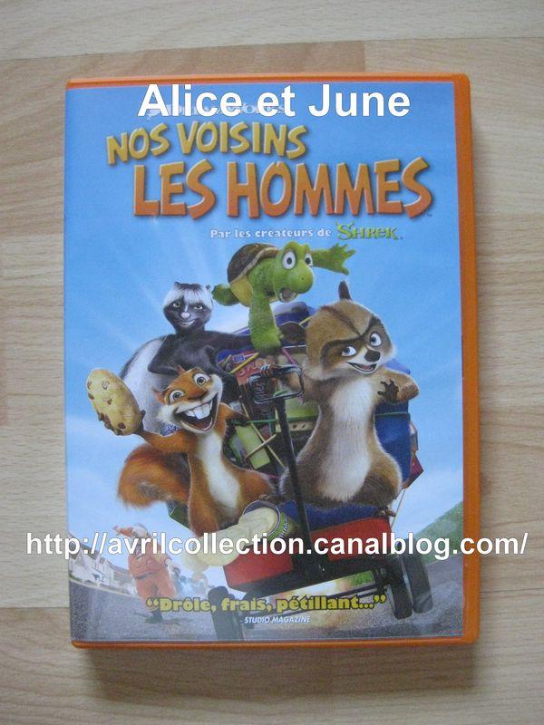 DVD Nos Voisins Les Hommes (2006)