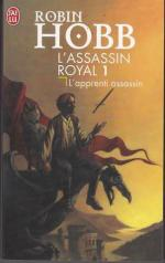 La couverture de Assassin Royal