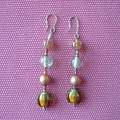 boucles olive