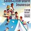 0 210 17 ème salon littérature jeunesse Arcachon