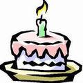 Happy birthday my blog!