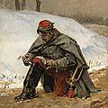 Berne-Bellecour, Le soldat blessé