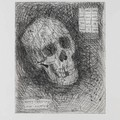 Damien hirst. memento mori - 'i was once what you are, you will be what i am'