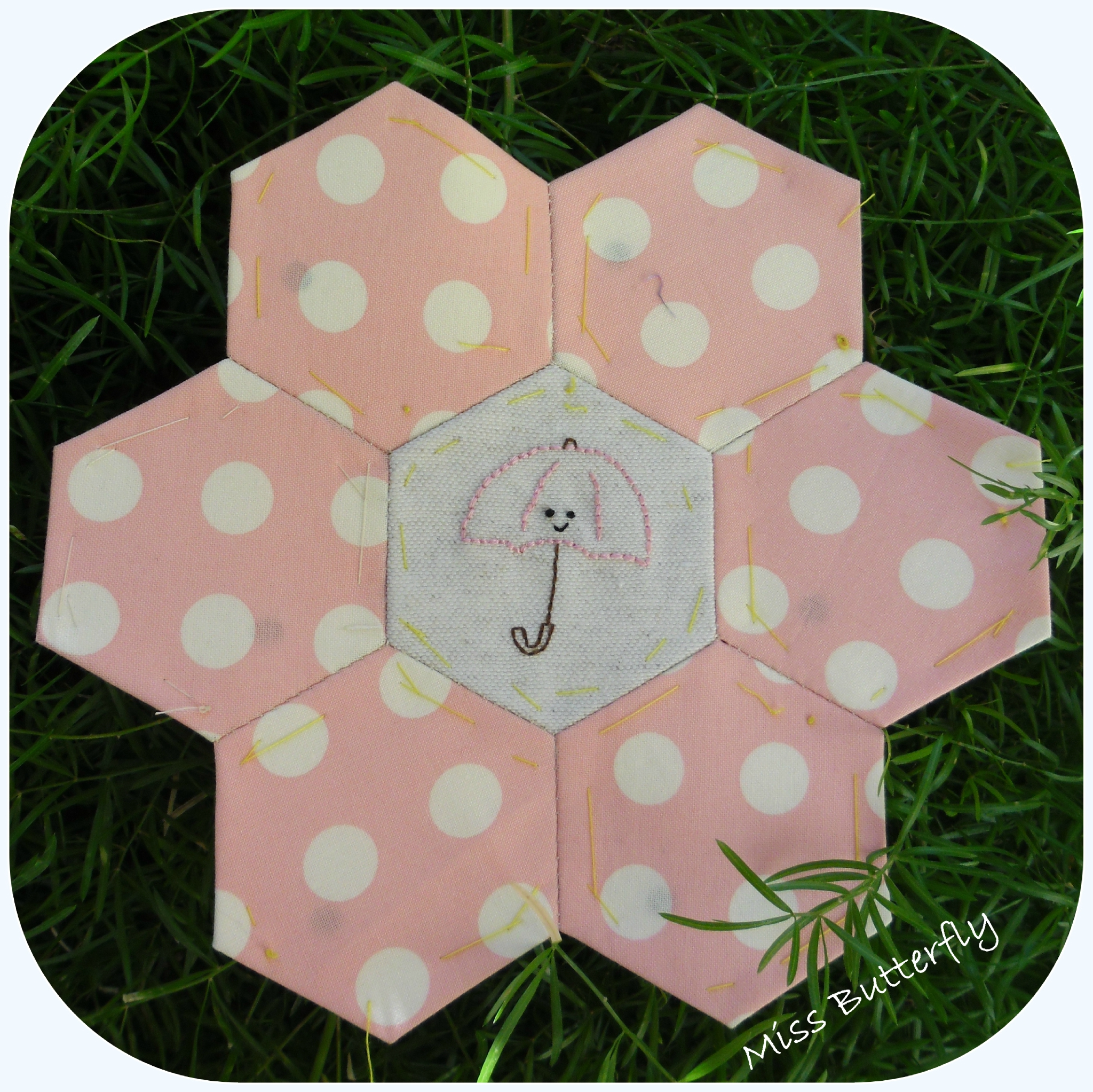 Spring stitching club Umbrella