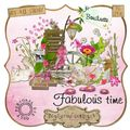 Kit fabulous time de boudinette