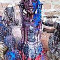 Vaudou gambada de richesse 7 fête du vaudou ouidah le fétiche est le vaudou, rituel d'amour avec nom et prénom