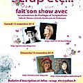 Une crop-salon! the place to be dans le 59 cet automne