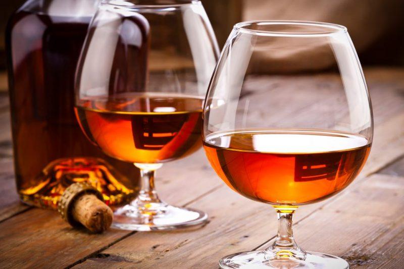 Le Cognac d'abord!