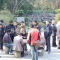 people park_joueurs de cartes_388