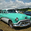 Buick eight special 4door sedan 1952