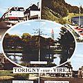 Villes et villages normands, torigny-sur-vire.