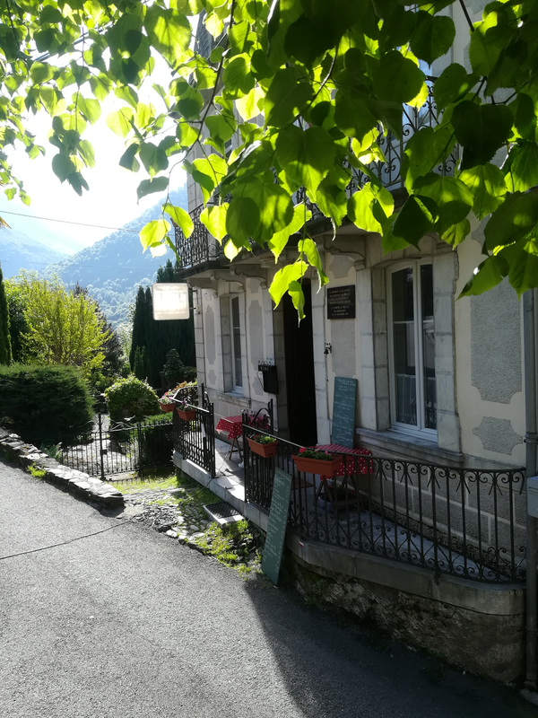 Auberge du Crabère gr10