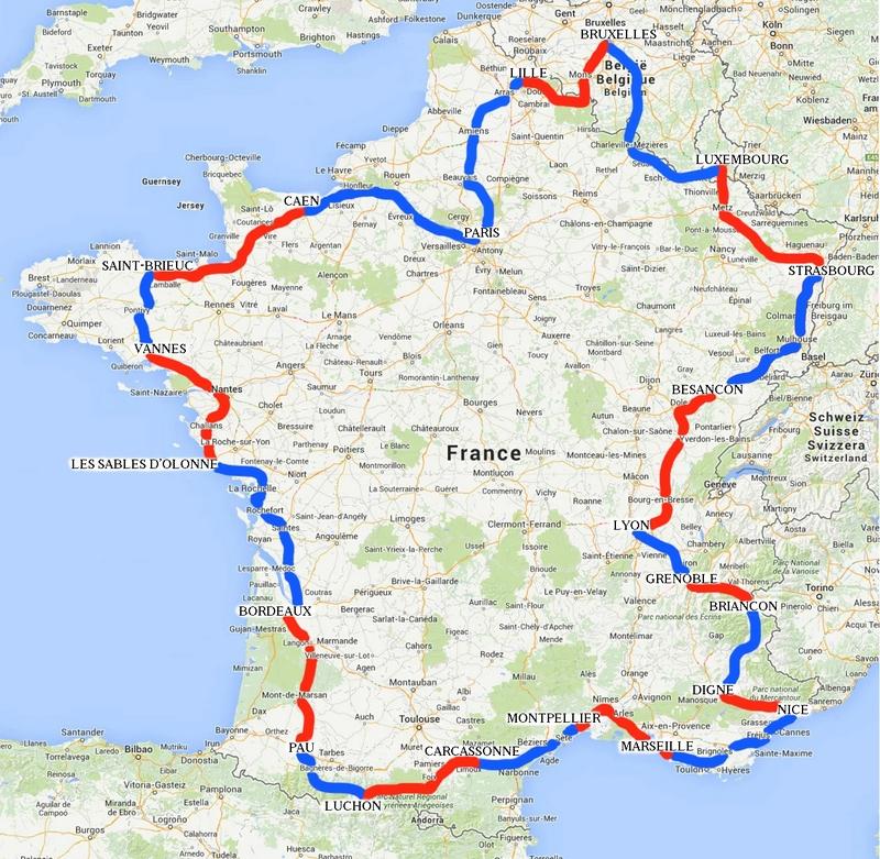 Tour de France 1947 BF