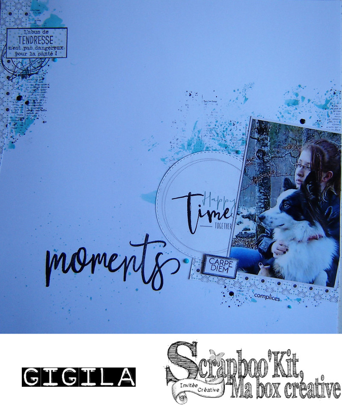 Page -Moments-