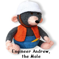 Traduction Engineer andew the mole - Twins