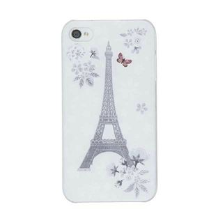 coque-iphone-4-grise-tour-eiffel