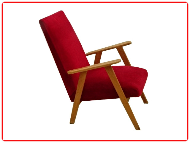 fauteuil scandinave 1950