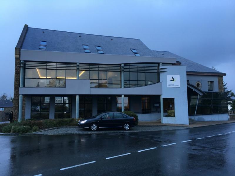 conseil de communauté de Communes Avranches Mont-Saint-Michel samedi 21 novembre 2015 siège rue Général Ruel CCAMSM