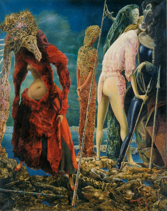 Venise PG - Max Ernst - Lantipape, 1941-1942
