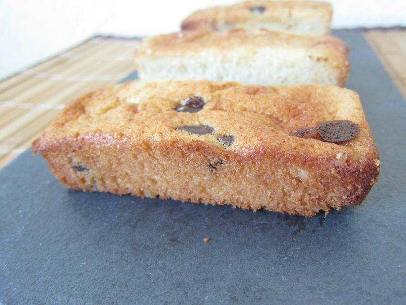 financiers chocolat orange (3)