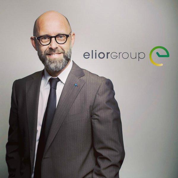 Frederic Fougerat - Directeur communication Elior Group