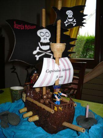 gâteau pirate 1