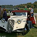 Photos JMP © Koufra12 - Traction avant 80 ans - 00053