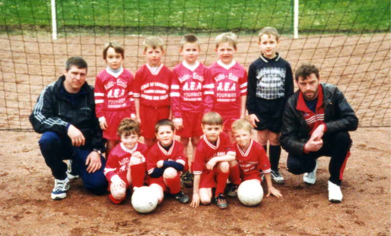 2000-2001 Debutants (4)