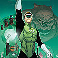 Green lantern : origine secrète