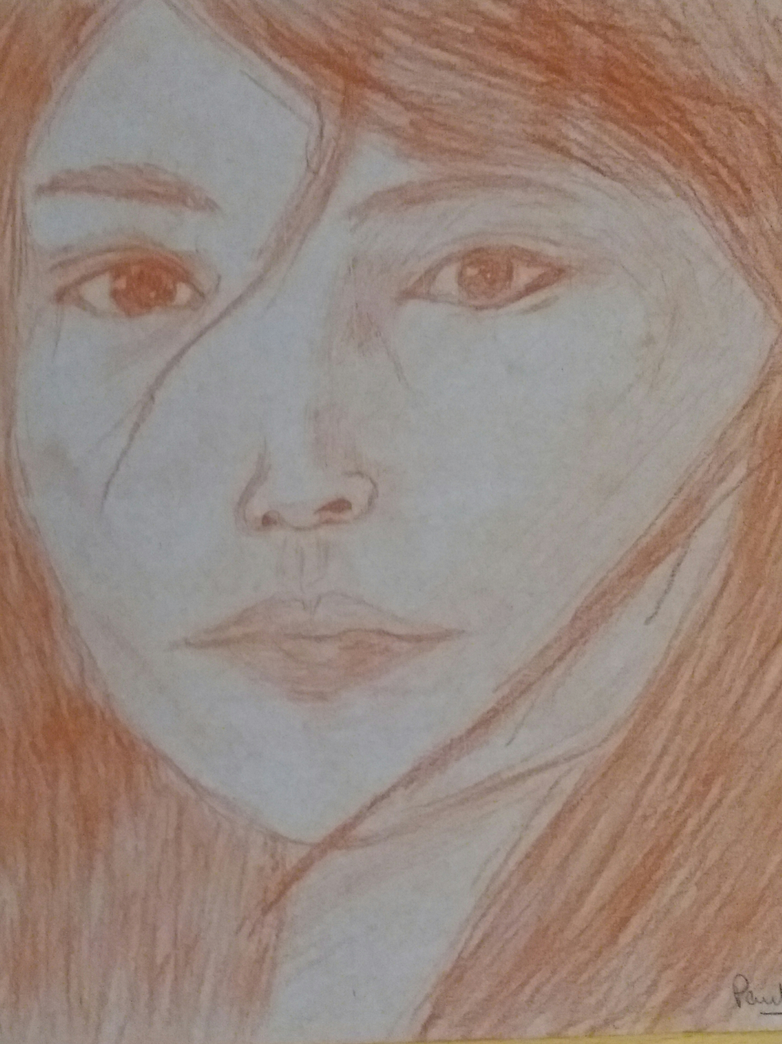 Étude de portraits