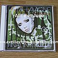 CD Avril Lavigne On Tour 2014 Final Invitation-Japon (2014)