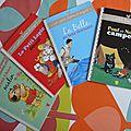 °oo petits livres pour l'été #1 oo°