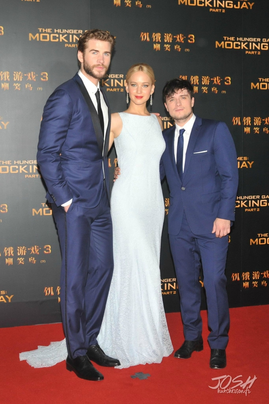 Hunger Games Mockingjay Part 2 Beijing Premiere 02