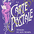 Insolite : verso de la carte postale du 1er salon de la carte postale de belfort en 1977 !