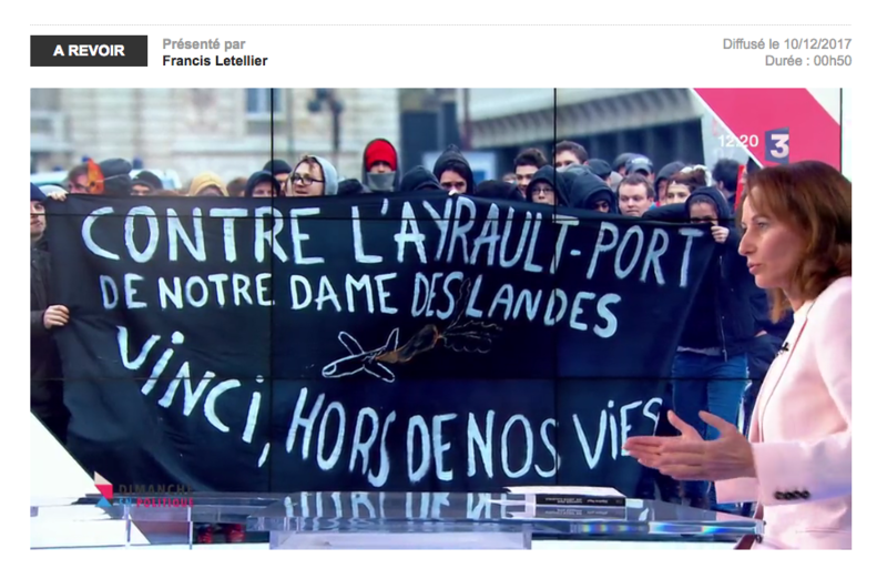 ROYAL AYRAULT NOTRE DAME DES LANDES MEDIA DIXIT WORLD